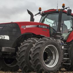 Årets traktor 2015: Case IH Magnum CVX 380!