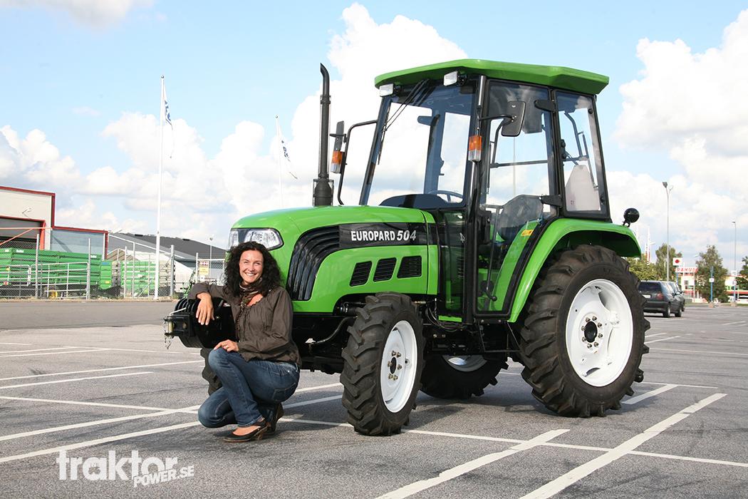Kellfri traktor