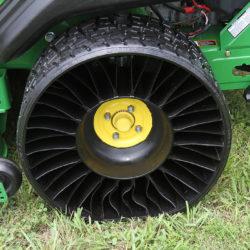 Michelin satsar på luftlösa däck