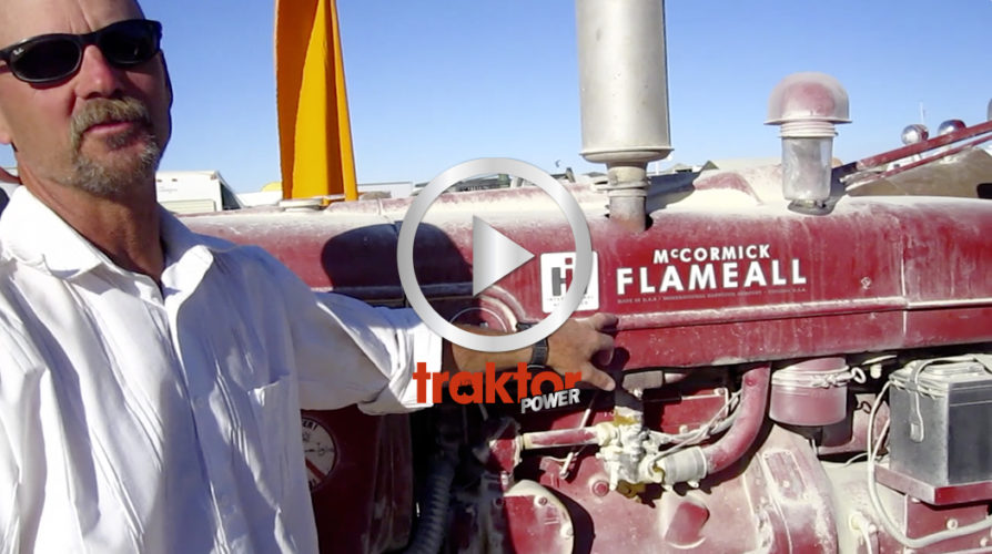 The Flameall!
