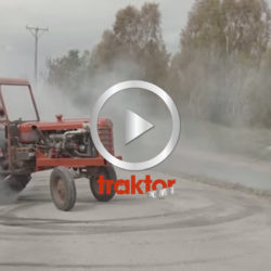 Volvo Terror burnar!