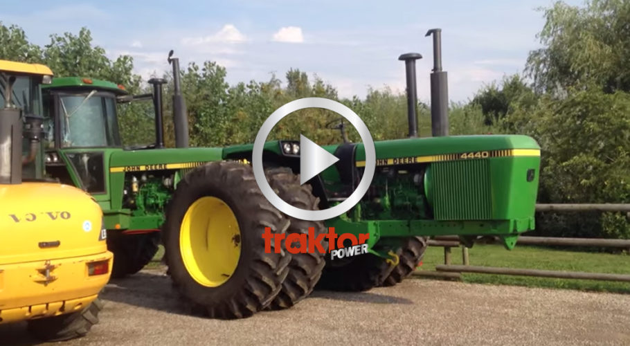 1 – The top Tractor Power-video on Youtube!