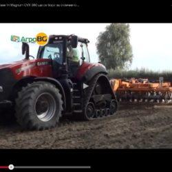 Årets traktor 2015 in action!