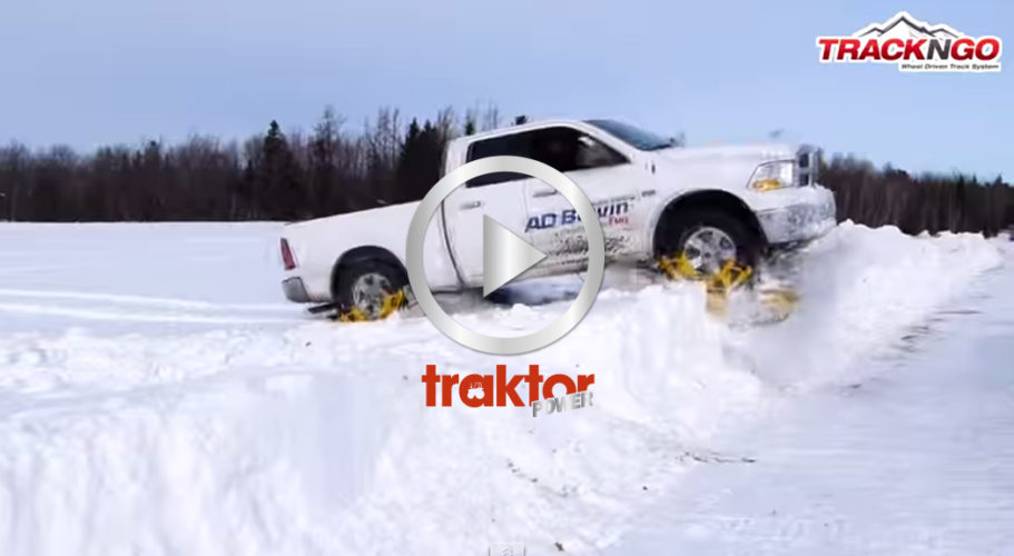 The Snow-rider!