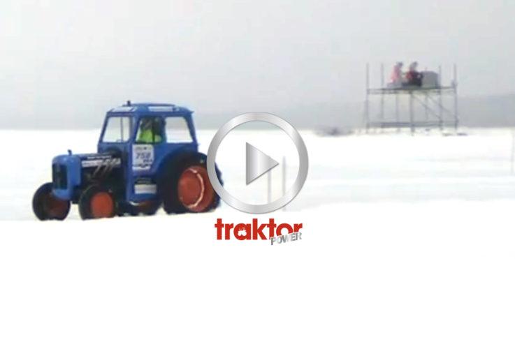 Ford-raket på isen!!!