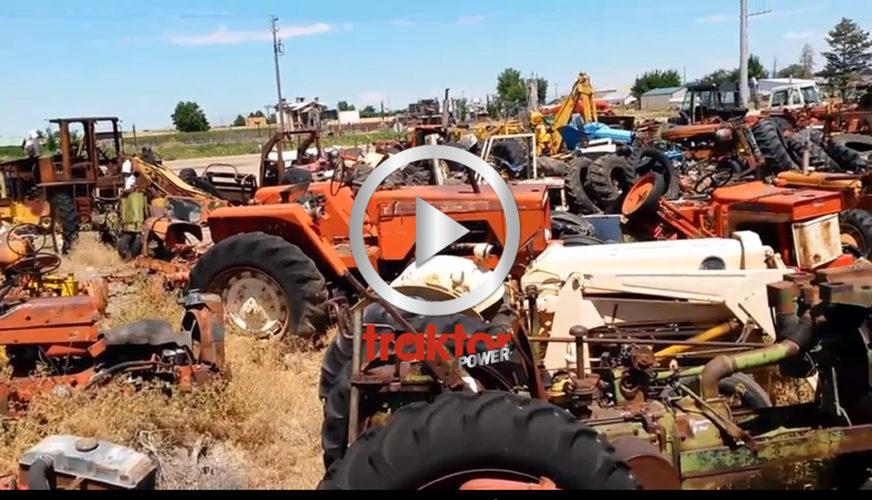 Paradis för traktorsamlare!!!