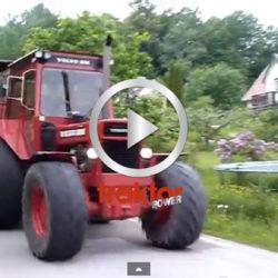 Vallskörd med Volvo BM!