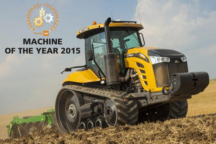Machine of the Year!