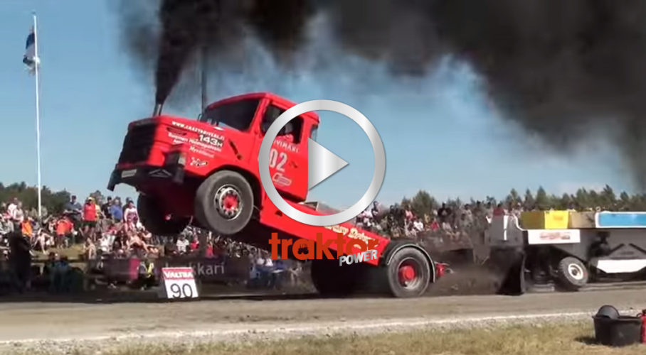 Super Scania 143:a!!!