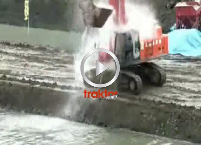 TIPS! NYTT sätt att tvätta grävaren!!!