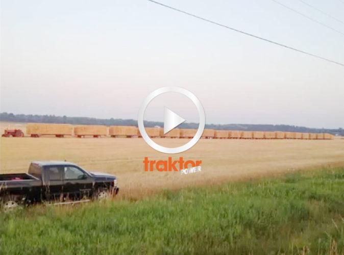 20 balvagnar?! Orkar IH-traktorn?