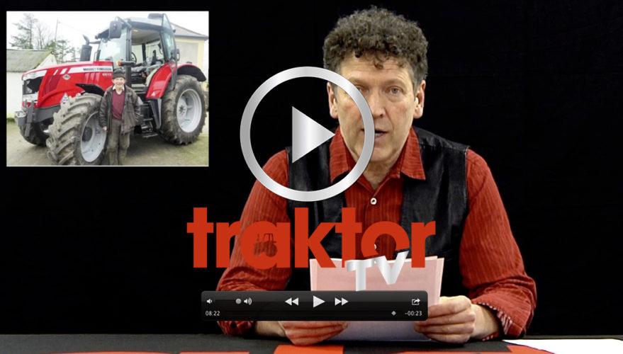 USA-resan i Traktor-TV!