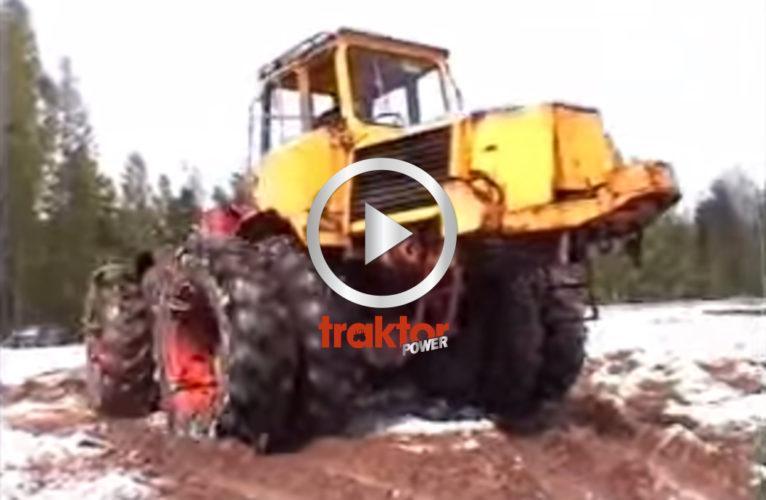 VOLVO BMs monstertraktor