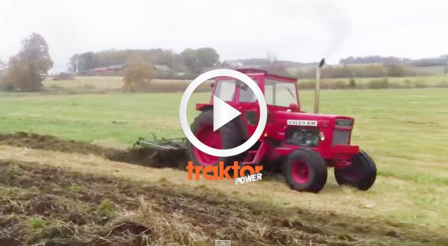 Speed-Farming med Volvo BM!