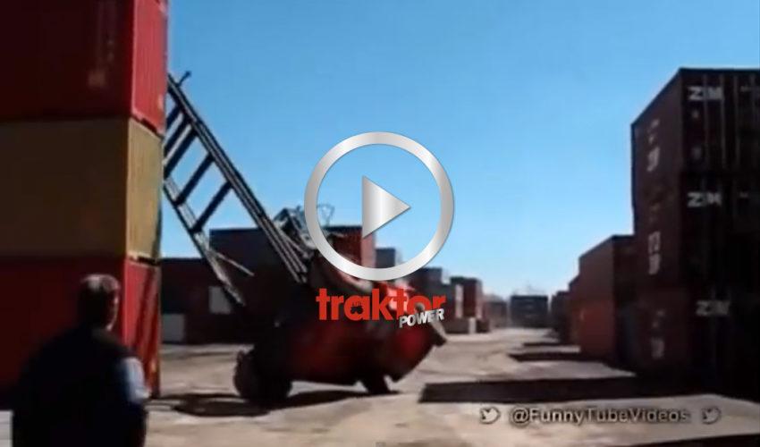 NYBÖRJARE med trucken!!!
