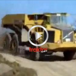 Volvo-dumper i händerna på en galning!!!