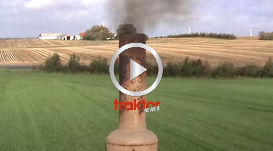 En traktorhjälte släpper loss!!!