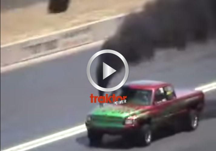 Världens snabbaste pickupp!!!