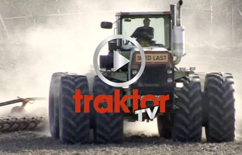 Traktor-TV: Sköna hembyggen!