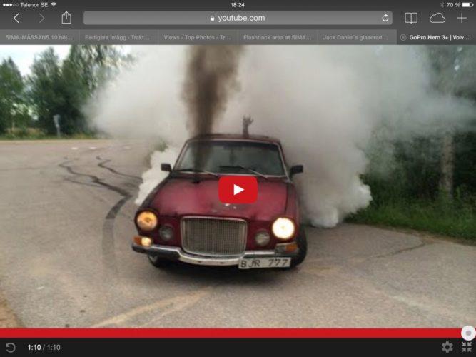 LAKRITS-mästaren Volvo!