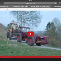 Sveriges sista Tandem-Bison!