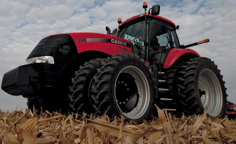 Hård konkurrens i danska traktortoppen