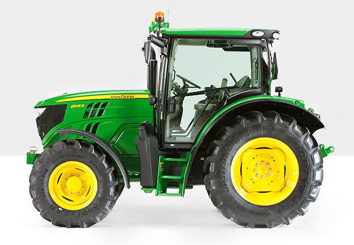 Frias från olovlig traktorkörning