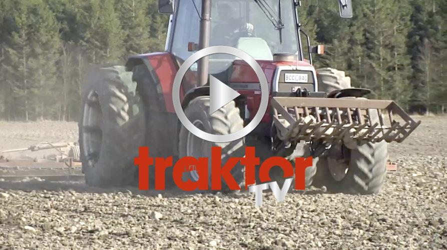 Traktor-TV drar på vårbruk!