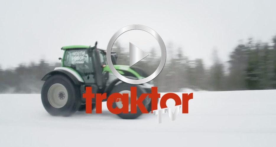 Traktor-TV med nya Powerkittet!