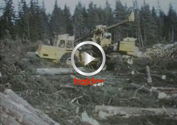 SÅ utvecklades maskinerna i skogen!
