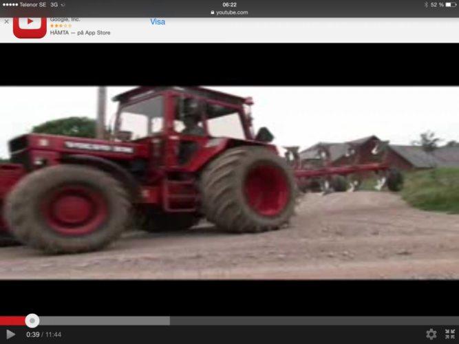 Extra Traktor Power!