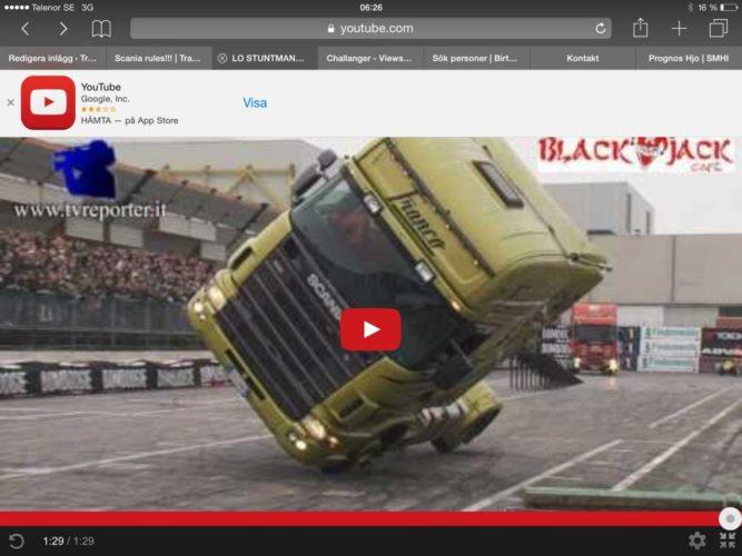 Vilken Scania!