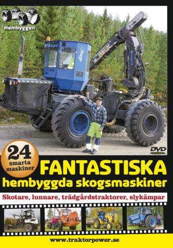 NY: Hembyggda skogsmaskiner!