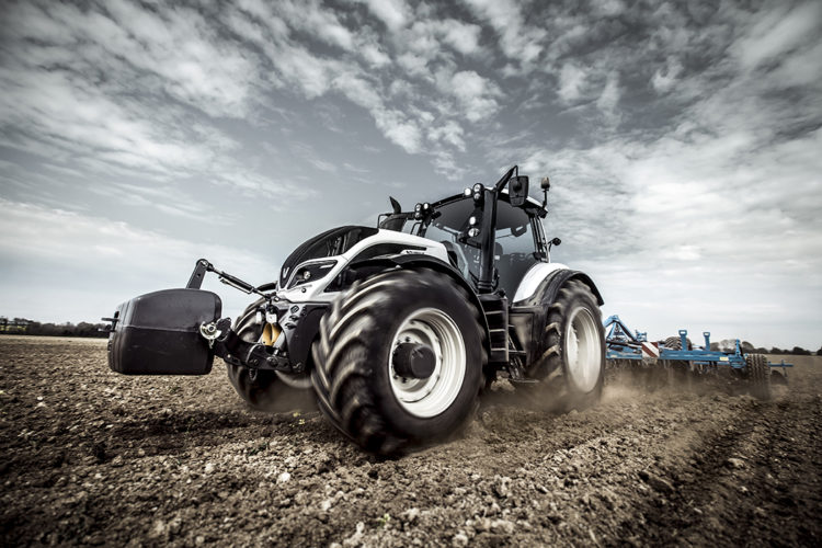 Fall i finska traktorregistreringarna