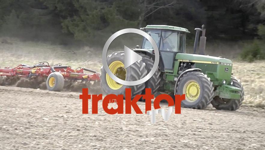 Traktor-TV går ut i fält!