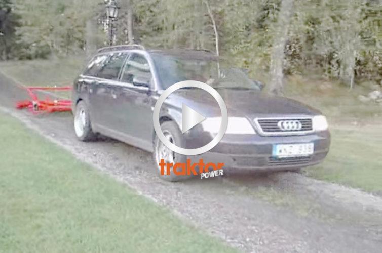 KOLLA, bilen sladdar vägen!!