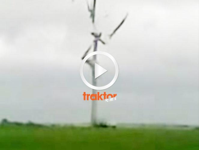 SÅ havererar ett vindkraftverk!