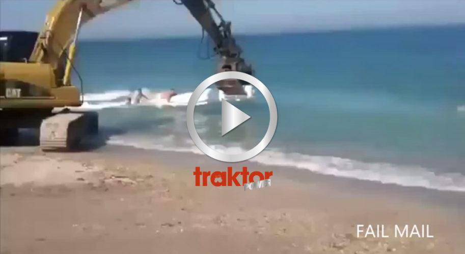 Nytt jobb för grävarförare!