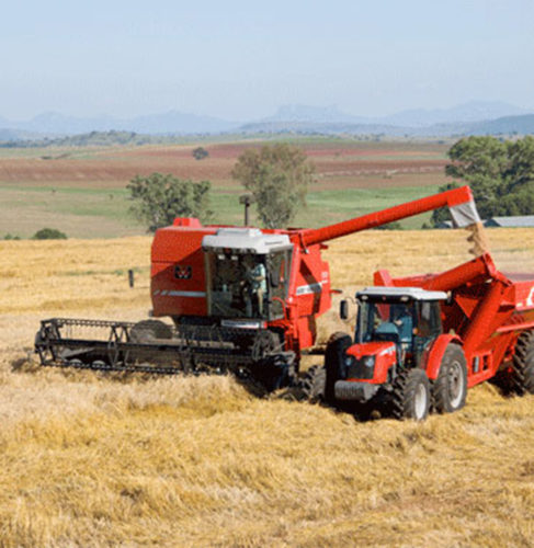 Agco inviger egen mönsterfarm i Zambia