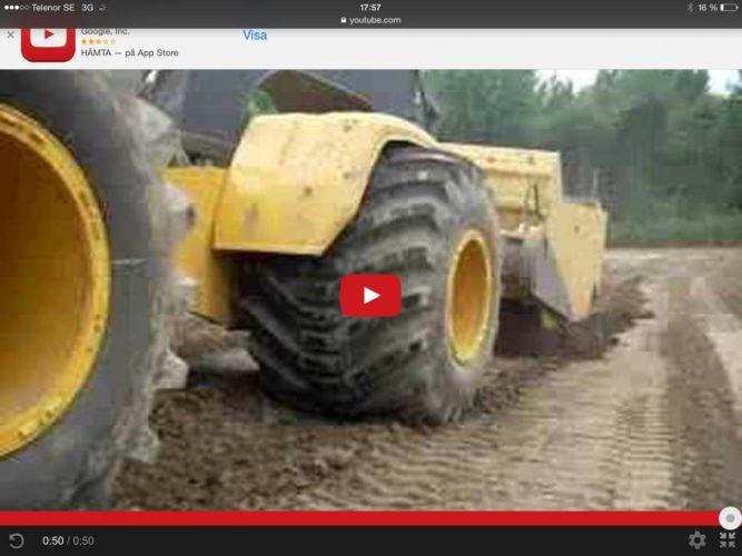 Bell earth mower!!!