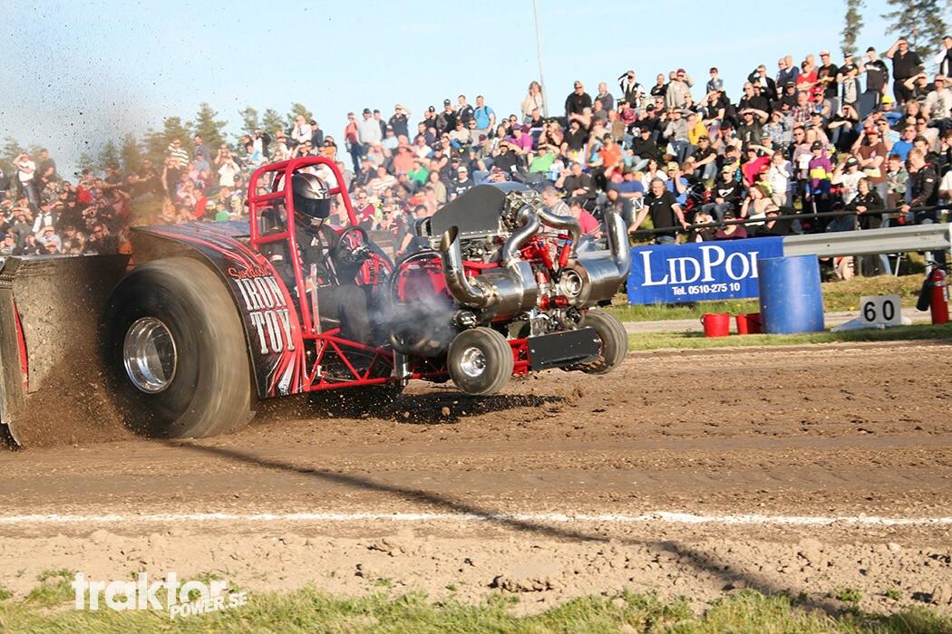 Traktorpulling borlänge