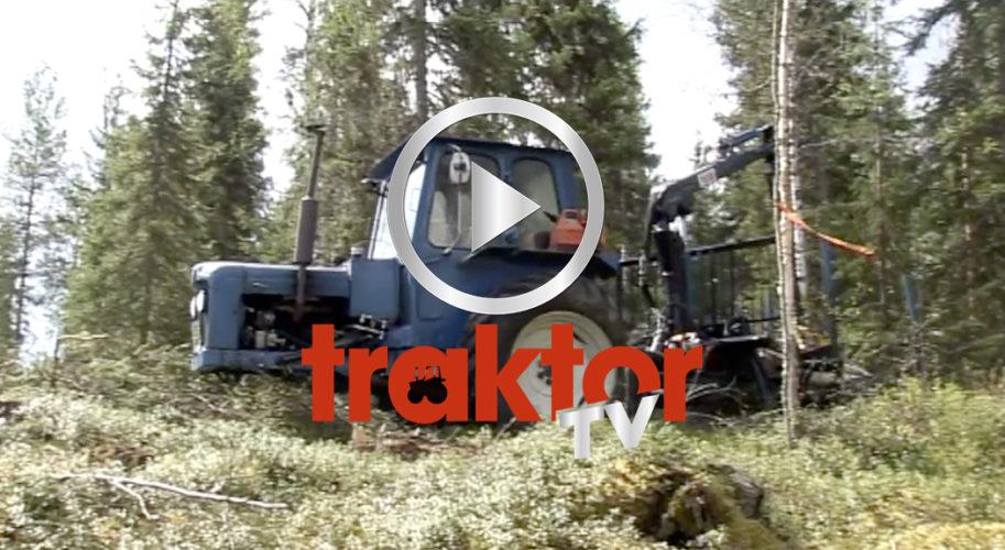 Härliga hembyggen i Traktor-TV!