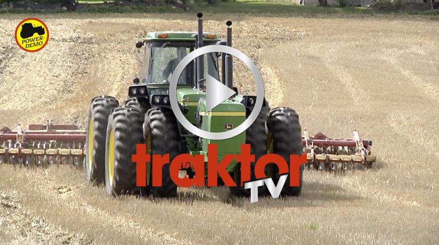Sommarens hetaste traktorvecka!