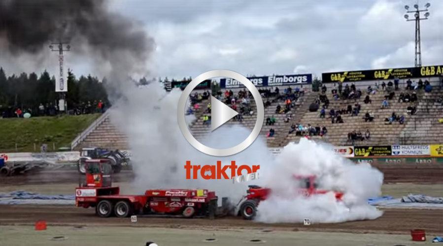 HÄR sprängs en turbo!!!