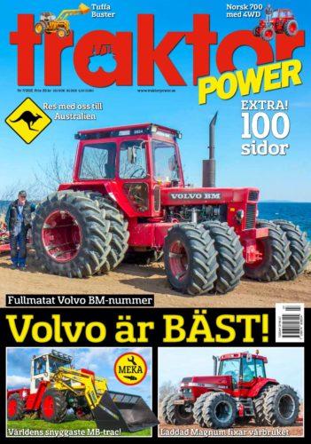 Köp Traktor Power-nummer!