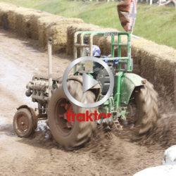 FINAL-heatet i traktorspeedway!
