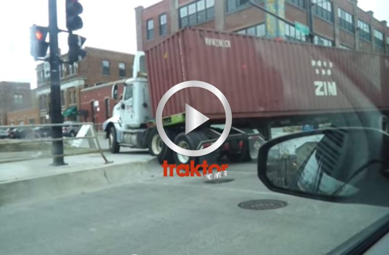 SÄMSTA truckföraren någonsin!