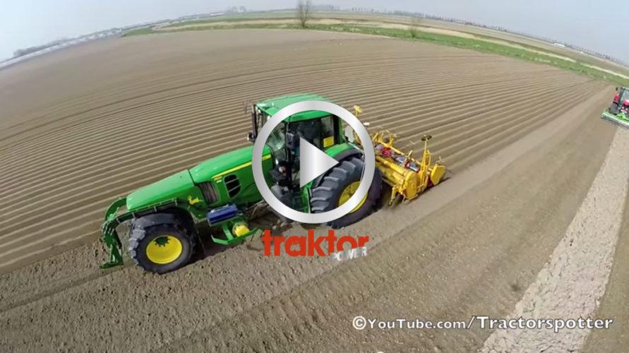 Detta är en John Deere-Trike!