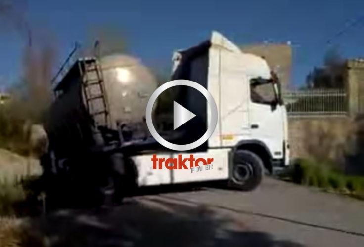 BÄSTA lastbilsföraren ever!