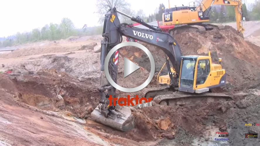Teamwork Volvo – Cat!!!